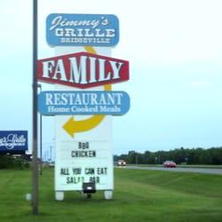 Jimmy S Restaurant Bridgeville De
