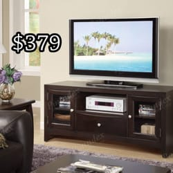Photo Of CozyNest Furniture   Las Vegas, NV, United States. Wood Tv Stand