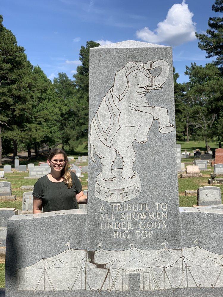 Mt Olivet Cemetery: Cemetery Rd, Hugo, OK