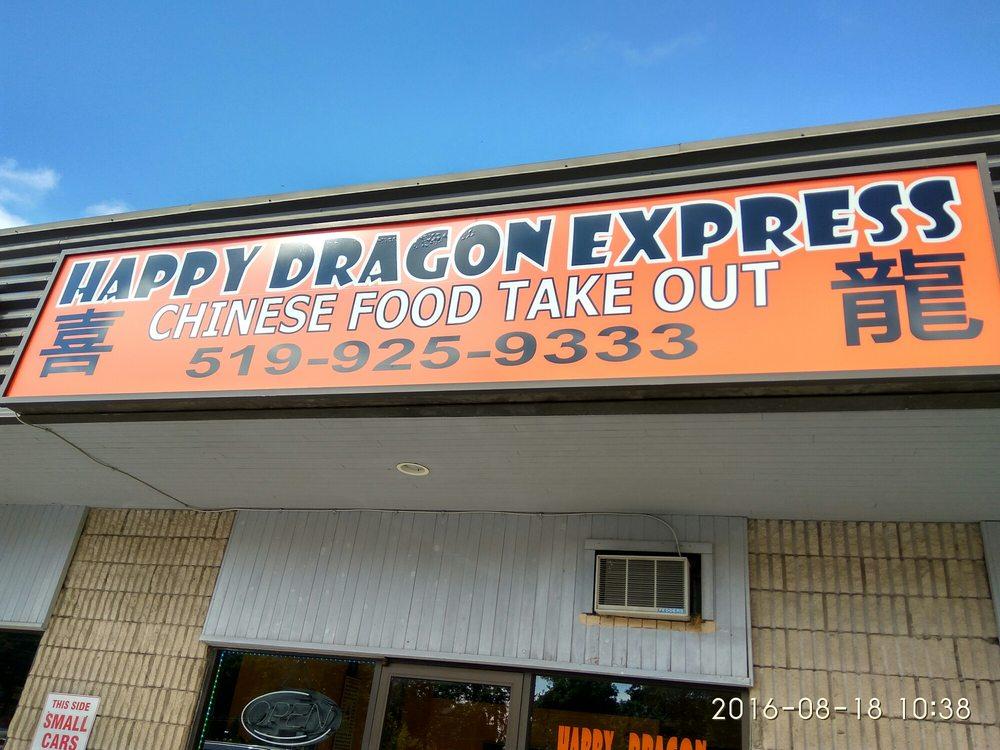 Happy Dragon Express