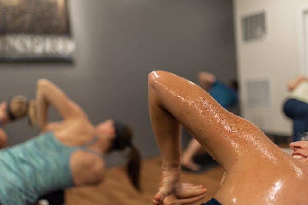 Ignite Power Yoga Studio: 4480 Dodge St, Dubuque, IA
