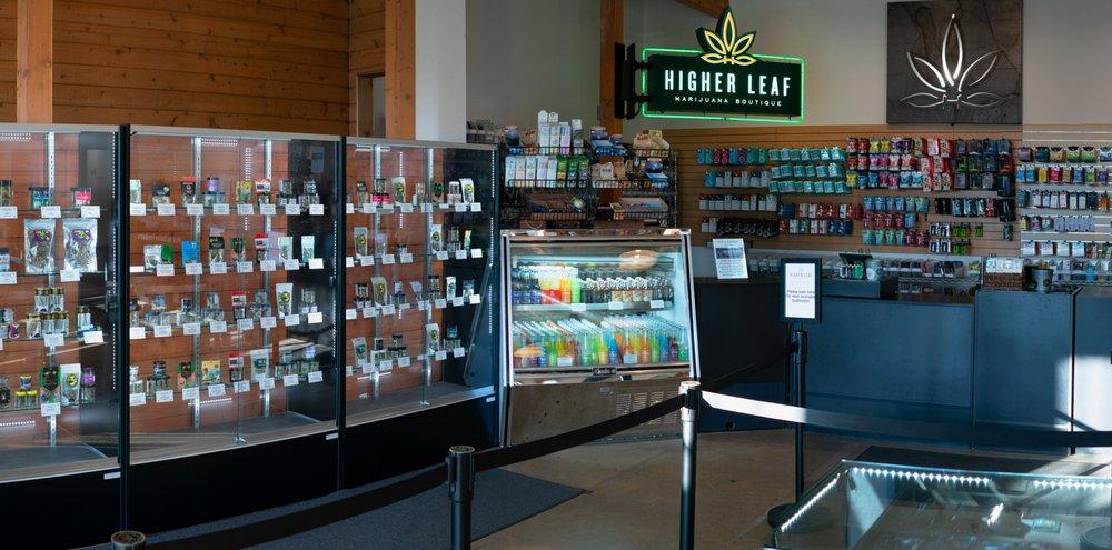 Higher Leaf Marijuana Kirkland: 12525 Willows Rd NE, Kirkland, WA