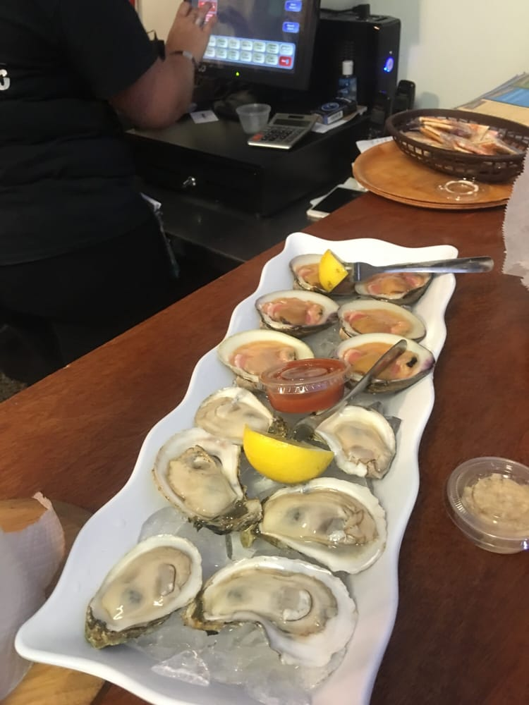 Raw bar yelp for Fish shack near me