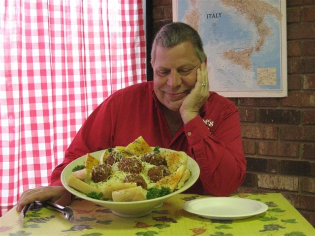 How about a big bowl of pasta to feed a family of four yelp for Joes italian kitchen
