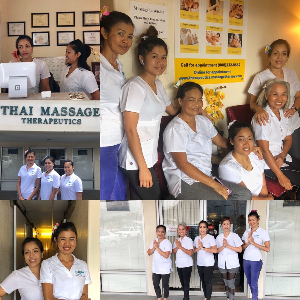 Thai Massage Therapeutics: 45-773 Kamehameha Hwy, Kaneohe, HI