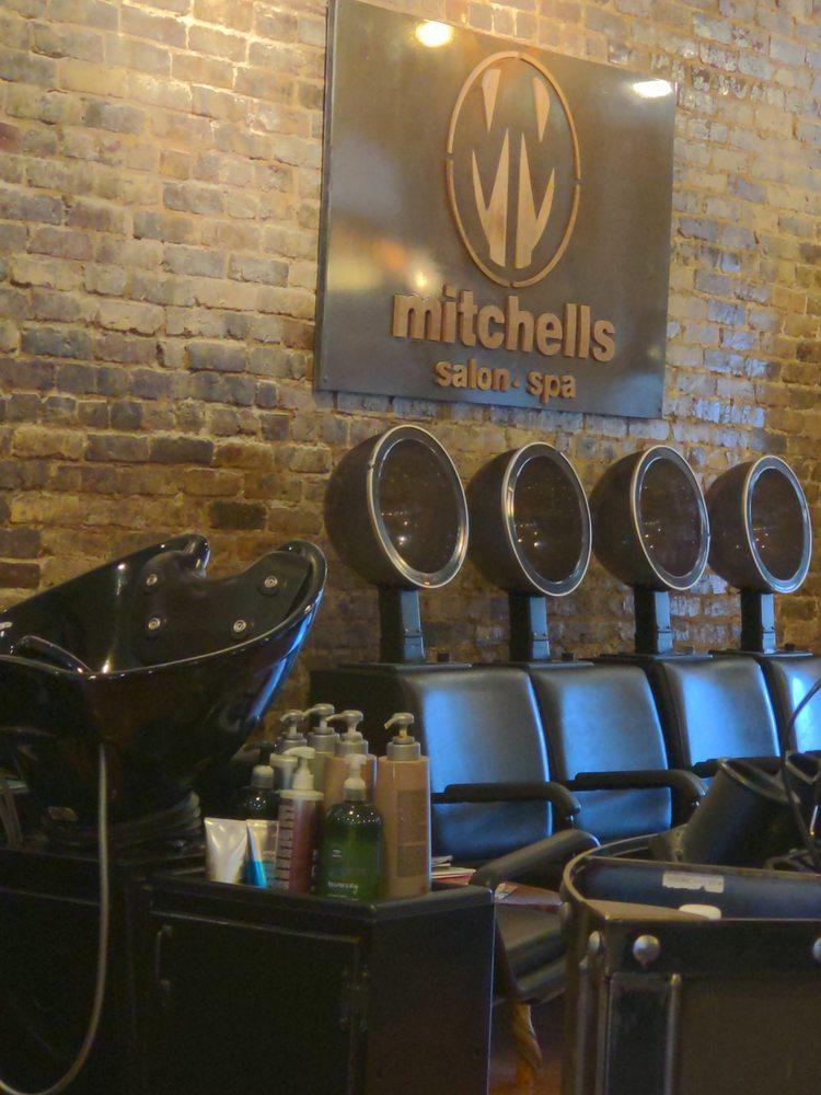 Mitchells Salon & Spa: 312 Market St, Clinton, TN