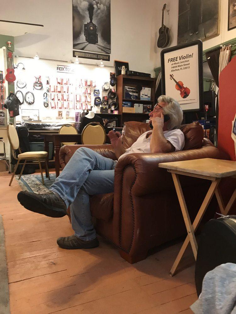 Music Junction: 14856 Main St, Alachua, FL