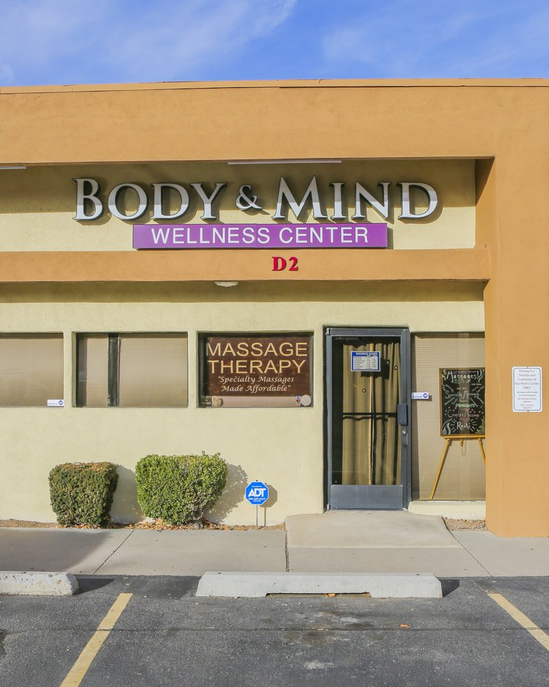 Body and Mind Wellness: 2305 San Pedro Dr NE, Albuquerque, NM