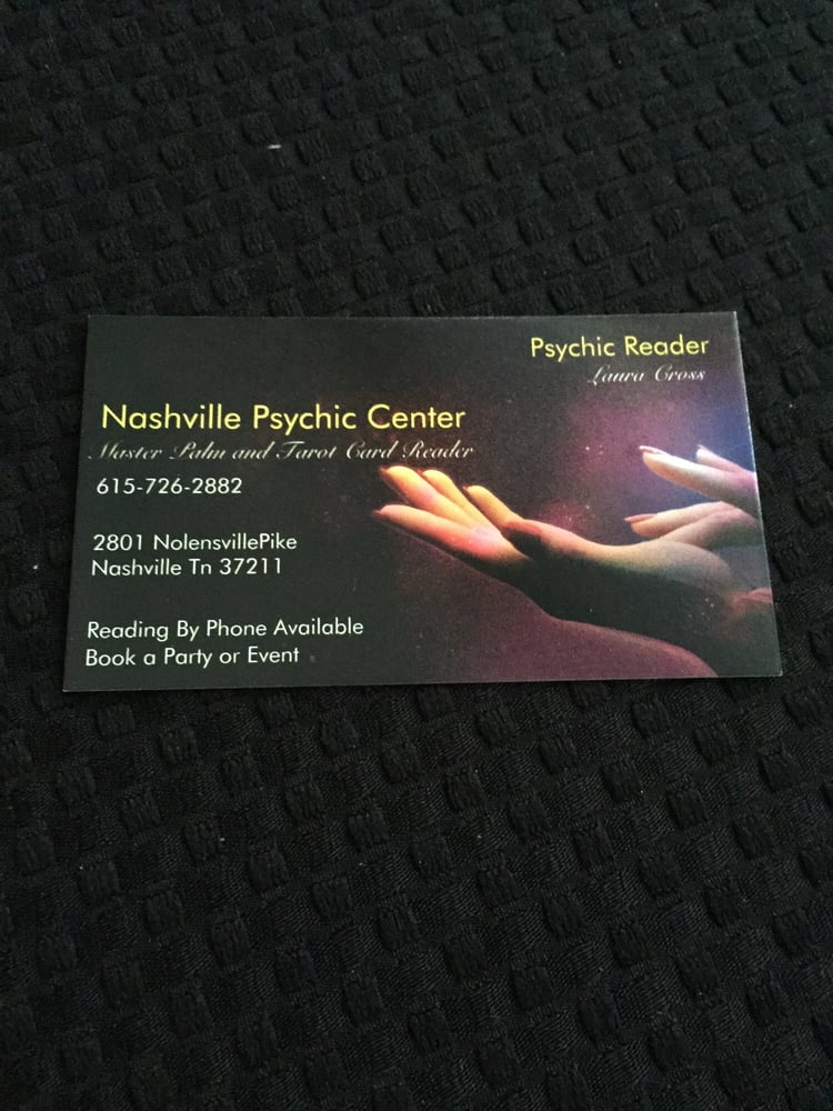 Nashville Psychic Center - 16 Photos - Psychics - 2801 Nolensville ...