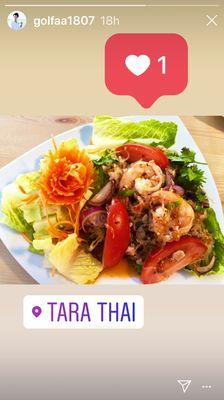 tara thai groupon