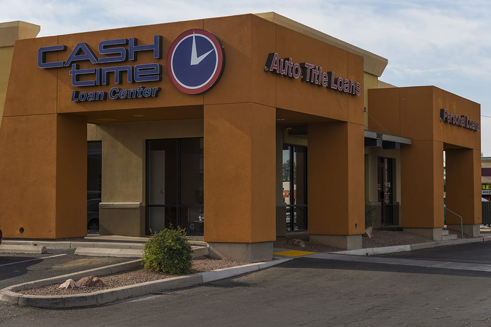 Photo Of Cash Time Loan Center Tucson Az United States Tucsons