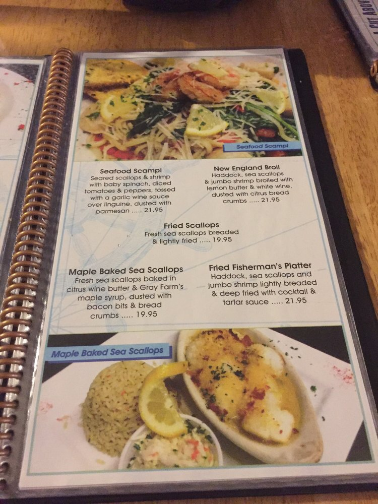 East Side Restaurant and Pub: 47 Landing St, Newport, VT