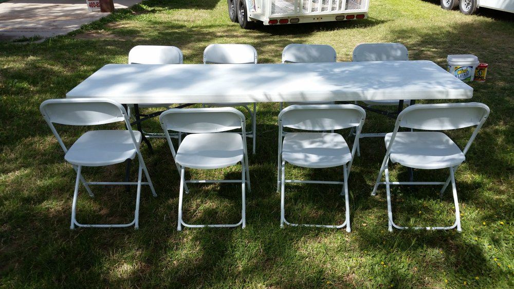 Delanie's Table and Chair Rentals