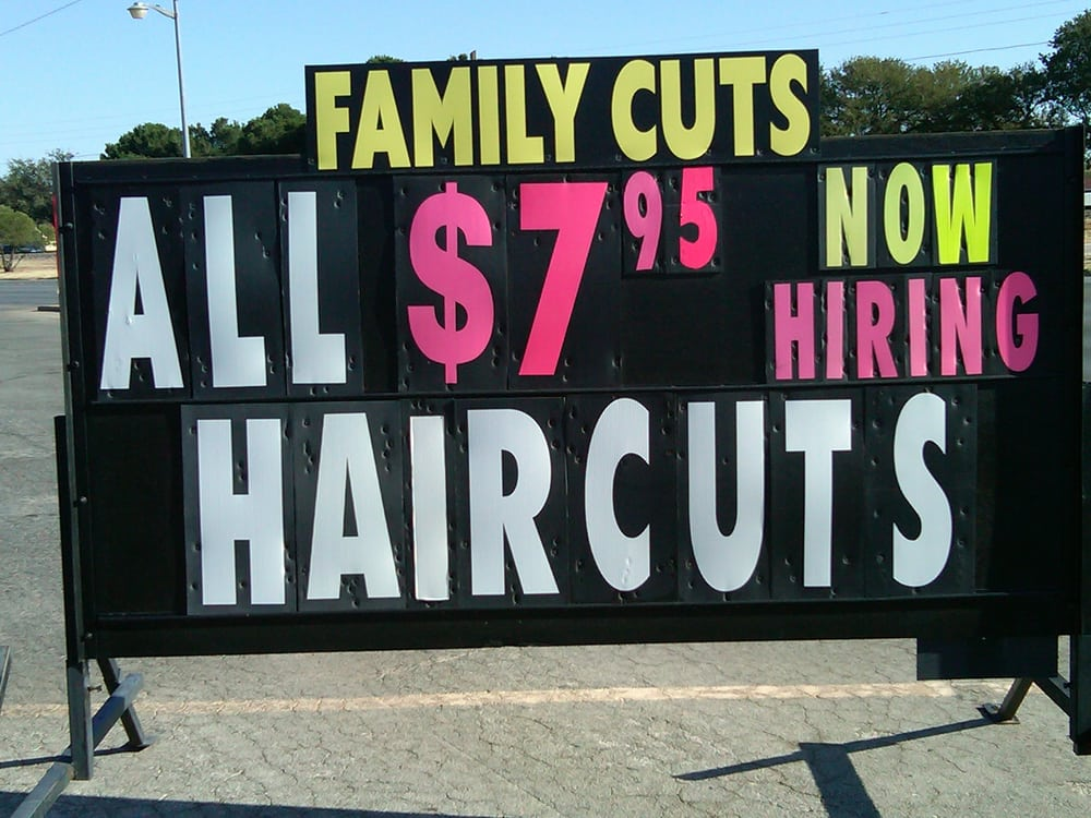 Family Cuts 3398 N 1st St Abilene Tx Phone Number Offerings