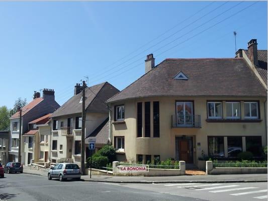 La Bononia  Chambre DHte  Maison DHte   Rue Jean Zay