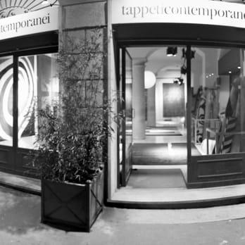Tappeti contemporanei design d 39 interni via san - Tappeti contemporanei milano ...