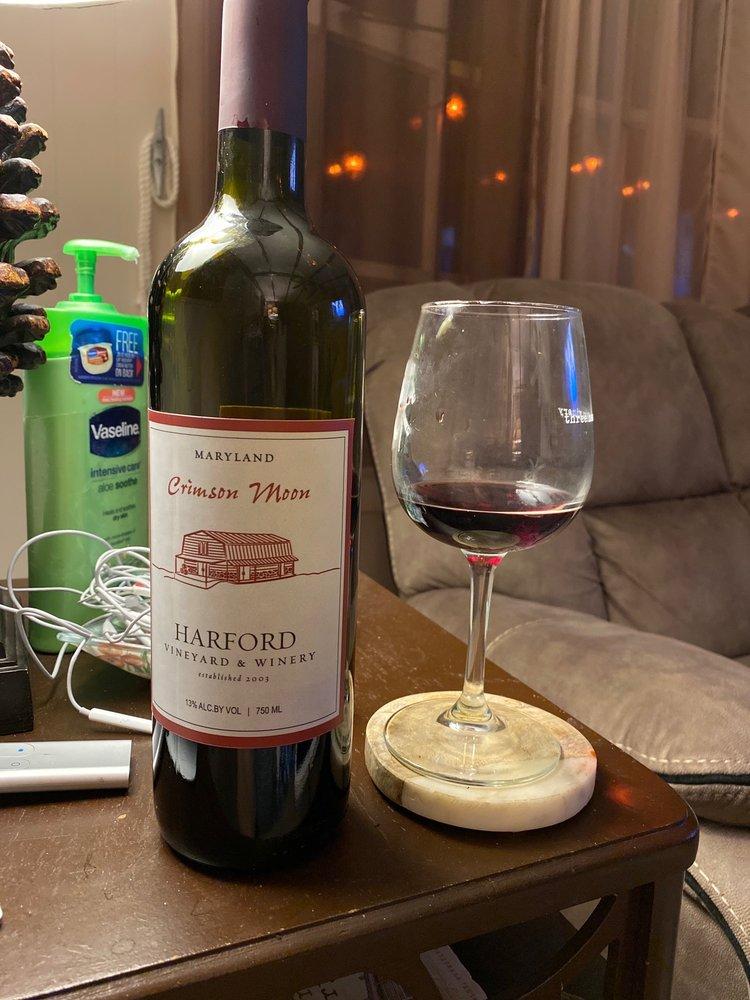 Harford Vineyard & Winery: 1311 W Jarrettsville Rd, Forest Hill, MD