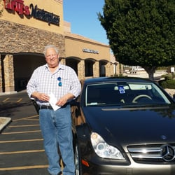 Photo Of Chapman Chevrolet   Tempe, AZ, United States. Our New CLS550  Purchased