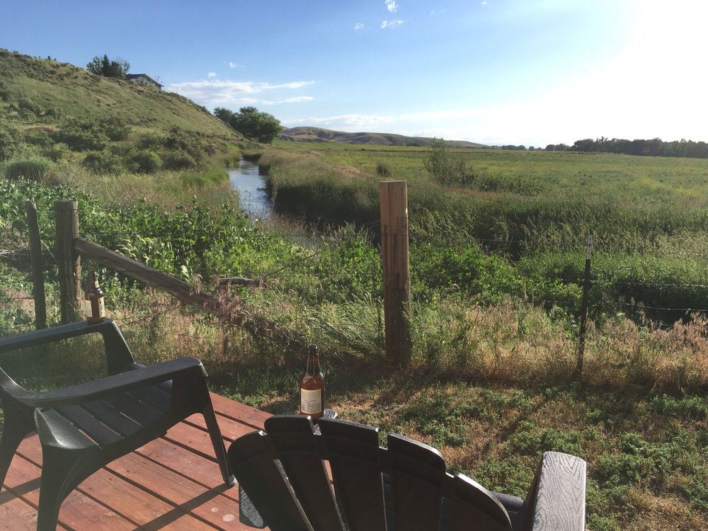 Shell Campground: 102 1st St, Shell, WY