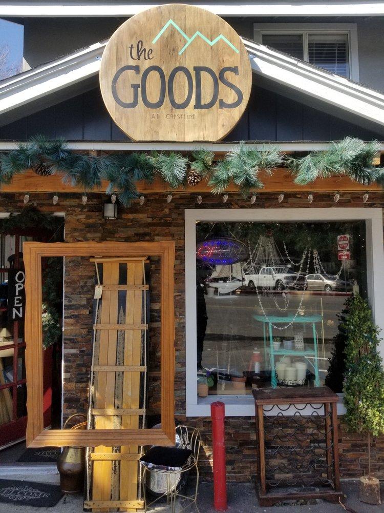 The Goods at Crestline: 23930 Lake Dr, Crestline, CA