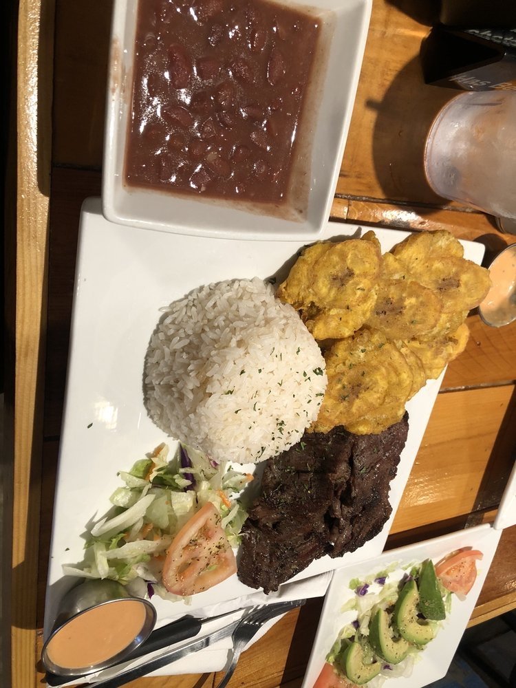 Food from Area 337 A Latino Kitchen