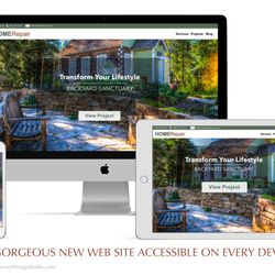 Build Your Own Small Business - Web Design - NW Market St