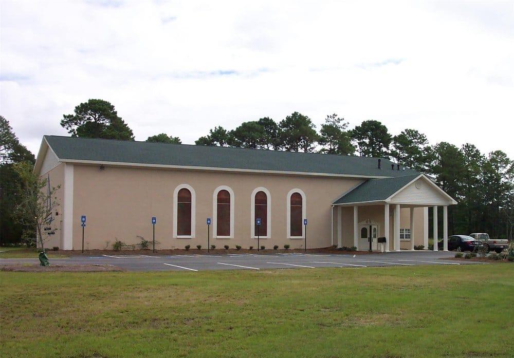 Islands Christian Church: 4601 US Hwy 80 E, Savannah, GA