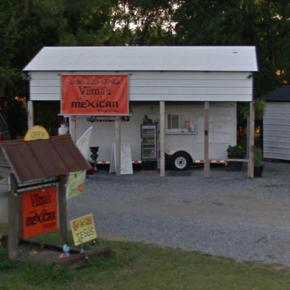 Vilma's: 19598 S NC Hwy 109, Denton, NC