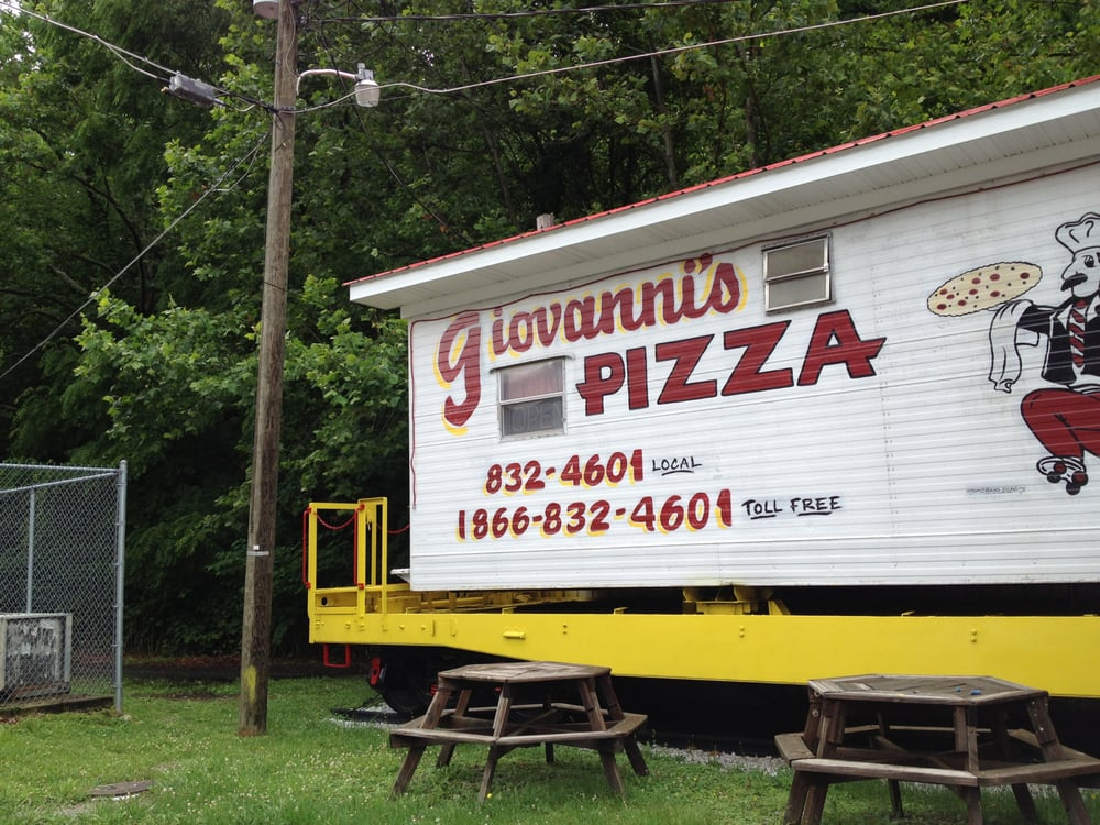 Giovanni 39 s pizza is a must go place in jenkins yelp for Ky lake fishing report jonathan creek