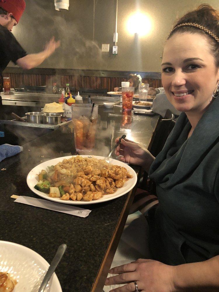 Shogun Japanese Steakhouse: 3450 Lamar Ave, Paris, TX