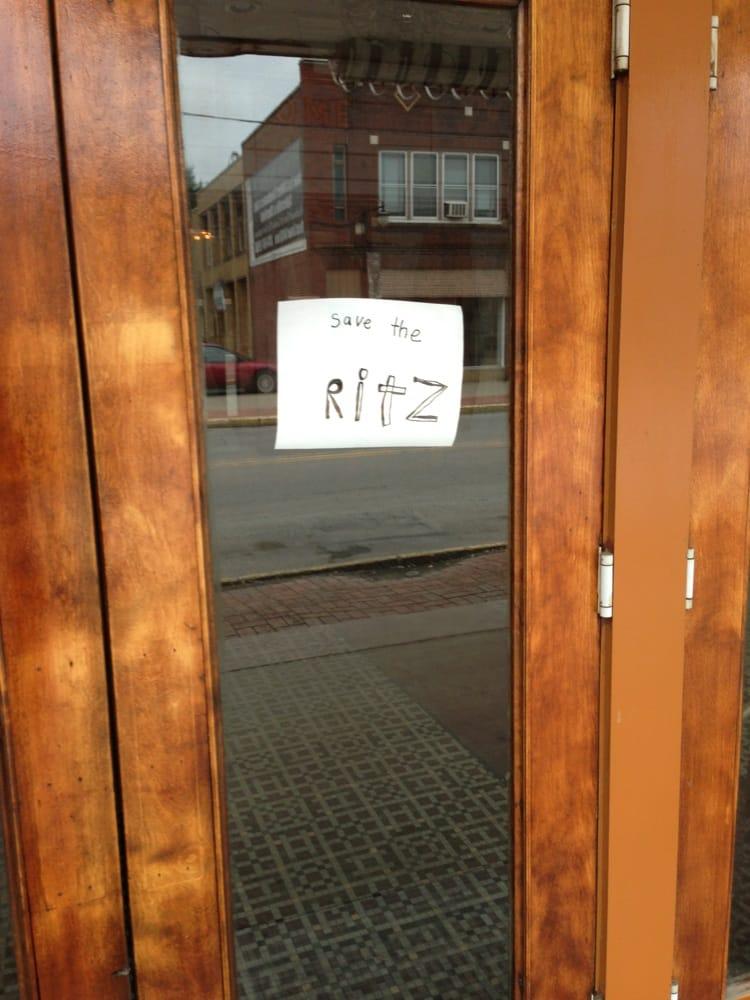 Ritz Theater: 111 E Market St, Clearfield, PA