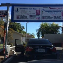Sunnyvale Car Wash And Gas