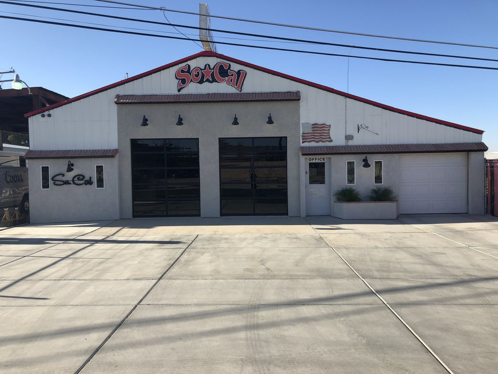 SoCal RV Center: 28745 Old Hwy 58, Barstow, CA