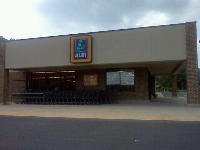 Aldi: 1494 Route 61 Hwy S, Pottsville, PA