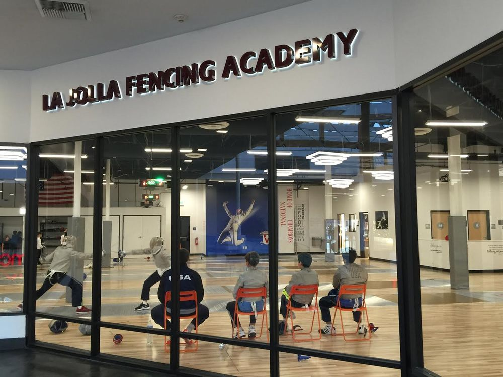 Photos For La Jolla Fencing Academy Yelp