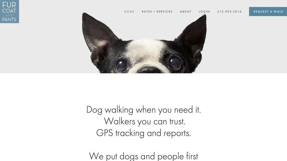 Fur Coat And Pants - 26 Photos & 43 Reviews - Dog Walkers