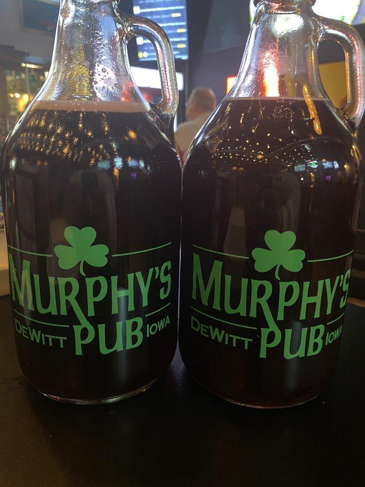 Murphy's Pub: 613 10th St, Dewitt, IA