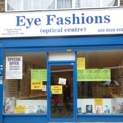 53ac1221365 Top 10 Eyewear   Opticians near Luther French Opticians in London - Yelp