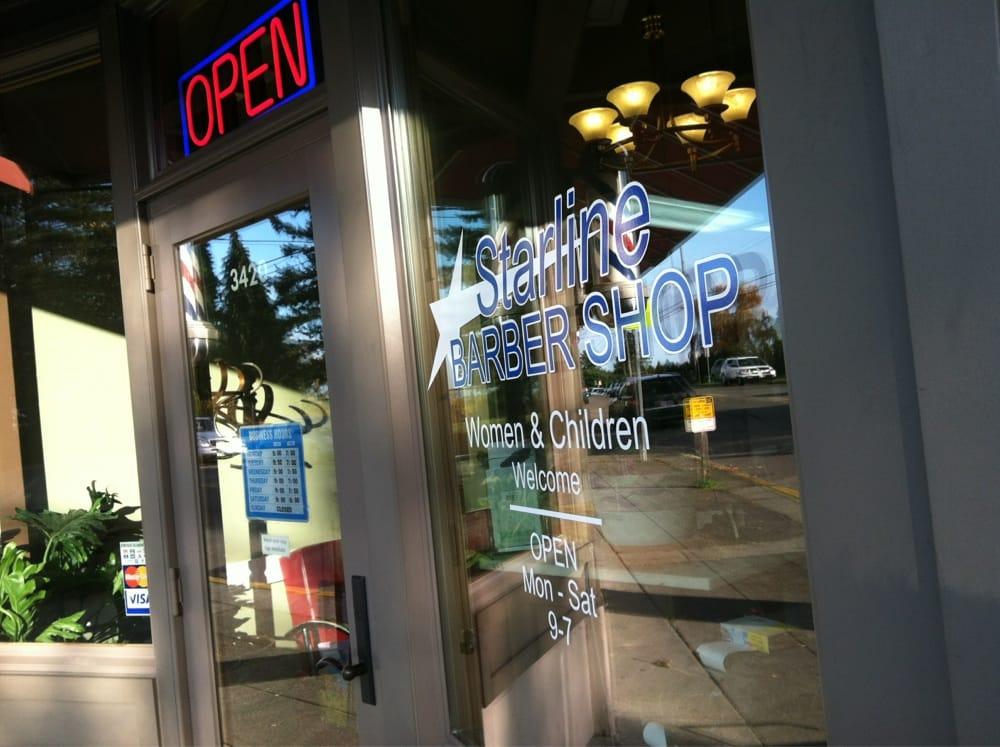 Starline Barber Shop: 3420 NE 55th St, Seattle, WA