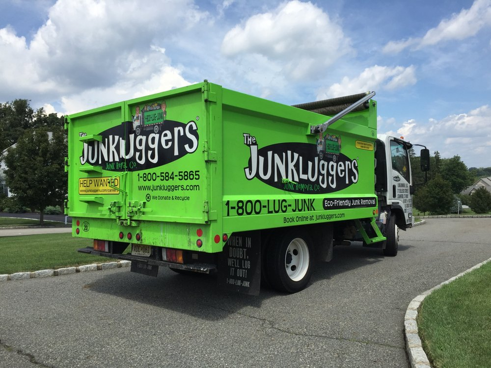 The Junkluggers of Northern New Jersey: 95 Myer St, Hackensack, NJ