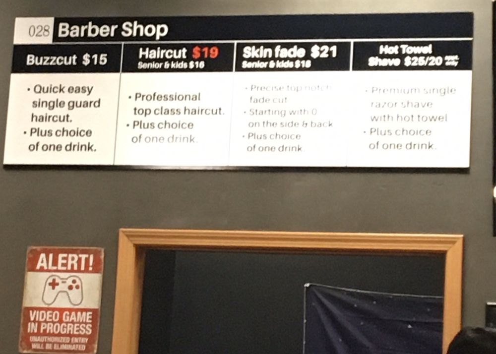 028 Barber Shop: 12502 Mukilteo Speedway, Mukilteo, WA