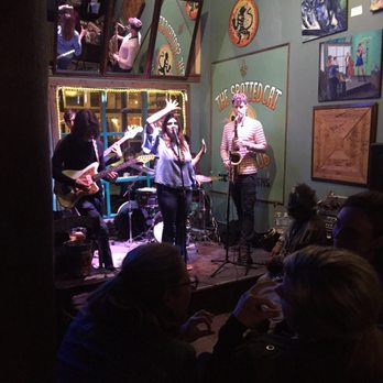 Spotted Cat Music Club, 623 Frenchmen St, New Orleans, LA ...