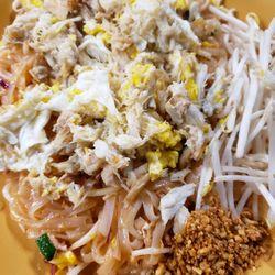 Photo Of Spoon N Folks Dallas Or United States Pad Thai Noodles