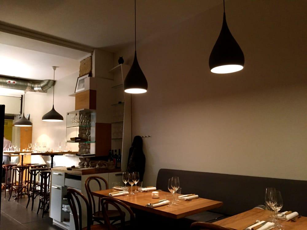 Restaurant Paris Les Deserteurs