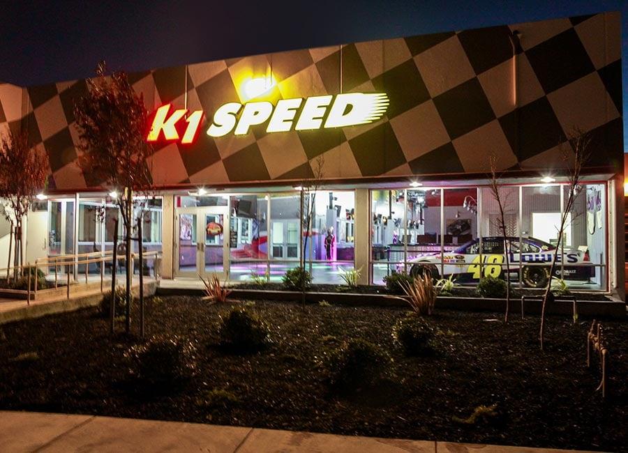 K1 Speed: 160 Beacon St, South San Francisco, CA
