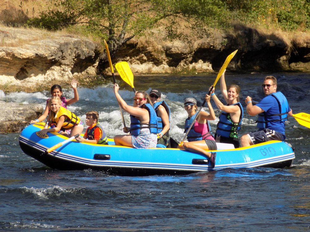 Fresno Rafting Co.
