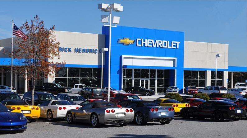 Rick Hendricks Chevrolet >> Rick Hendrick Chevrolet Duluth 206 Photos 160 Reviews