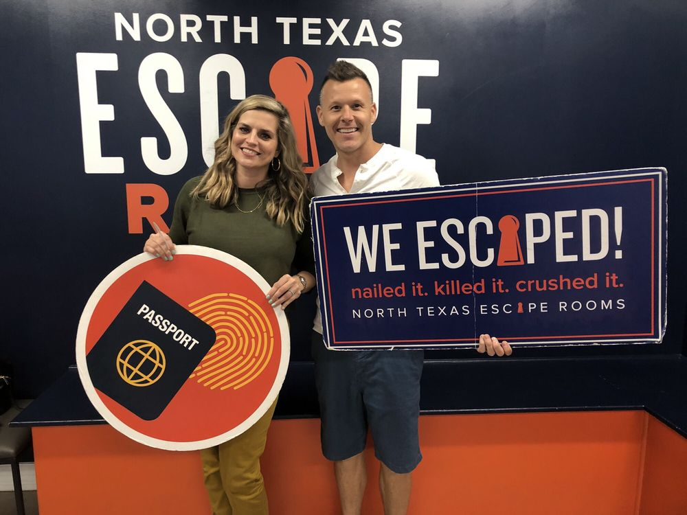 North Texas Escape Rooms: 1717 W University, Mckinney, TX