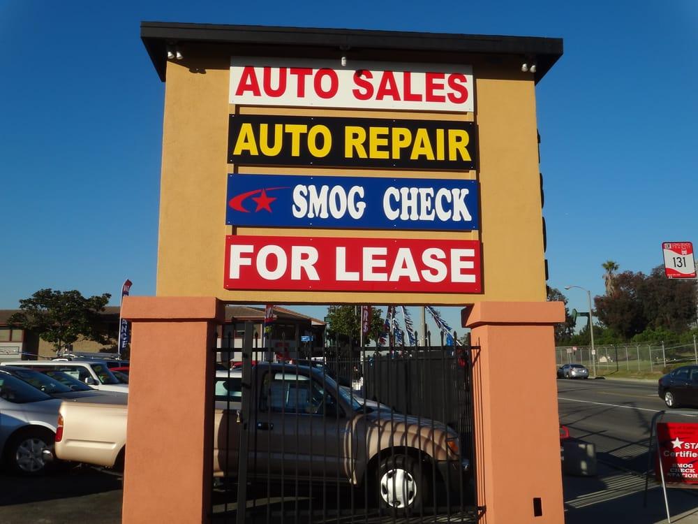 Signal Hill Auto Care