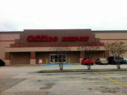 Office depot material de oficina 415 s fry rd katy for Oficina depot